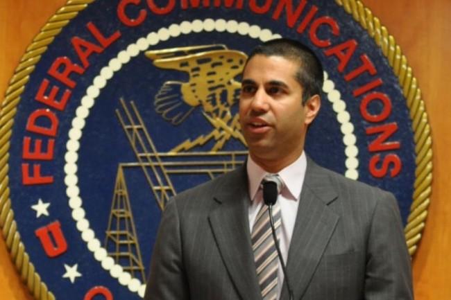 Ajit Pai, le président de la FCC qui est l'autorité de régulation des télécoms aux Etats-Unis, démarre son mandat en détricotant ce que Barack Obama avait fait voter en 2015 pour préserver la neutralité du net. (crédit : FCC)