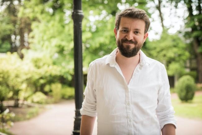 Frédéric de Gombert, CEO de la start-up Akeneo basée à Nantes et Boston, est un ancien collaborateur de l'intégrateur de solutions open source Smile. (crédit : D.R.)