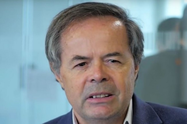 Pierre-Marie Lehucher, président directeur général de Berger-Levrault. (crédit : D.R.)