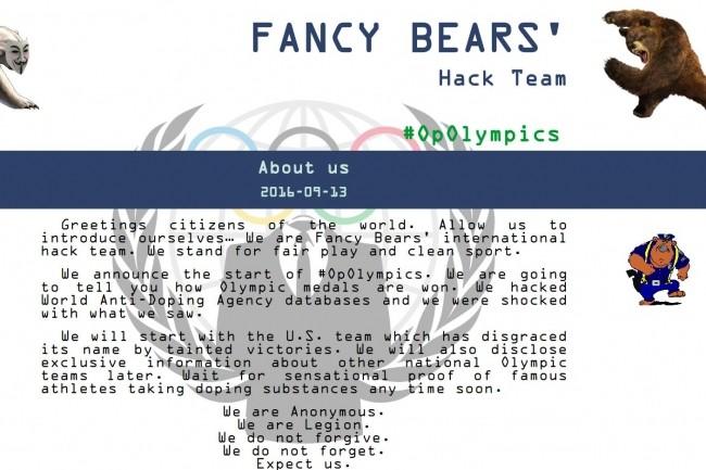 Le groupe de hackers russes Fancy Bears est, selon Trend Micro, à l'origine des cyberattaques ayant ciblé le site et les collaborateurs d'En Marche. (crédit : D.R.)