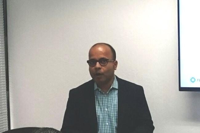 CEO et cofondateur de Rubrik, Bipul Sinha développe sans temps mort sa start-up spécialisée dans le back-up as a service.