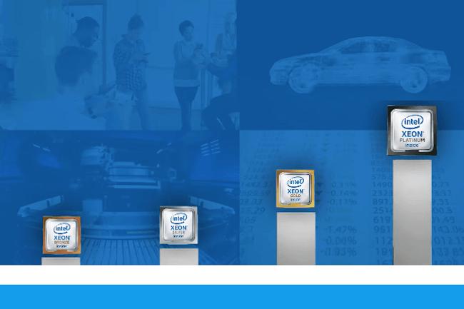 La gamme Xeon se compose désormais de quatre familles de puces pour répondre aux principaux besoins des entreprises.