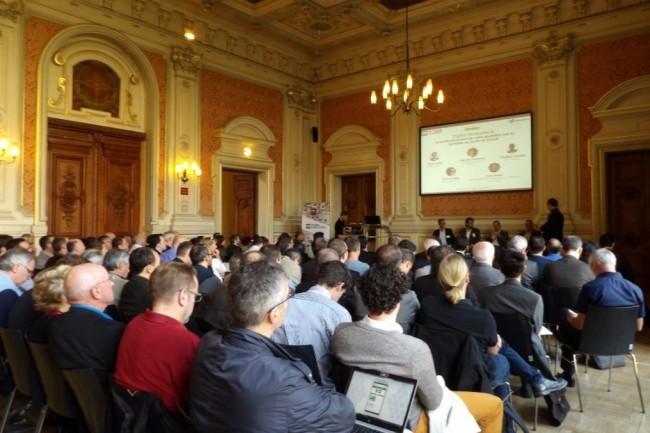 Près de 650 professionnels informatiques sont venus assister aux matinées-débats en régions organisées par la rédaction en 2016. (crédit : LMI)