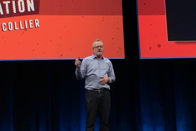 Mark Collier, le COO d'OpenStack, l'assure, le framework cloud est aujourd'hui une solution composable et ouverte.