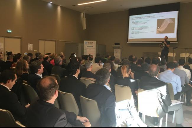 Près de 600 professionnels informatiques sont venus assister aux matinées-débats en régions organisées par la rédaction en 2017. (crédit : LMI)