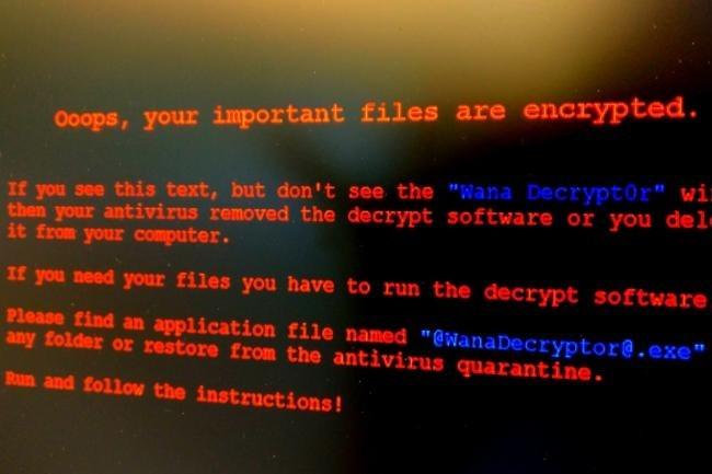 Le système de ransomware WannaCry a essaimé à travers le monde. (Crédit D.R.)