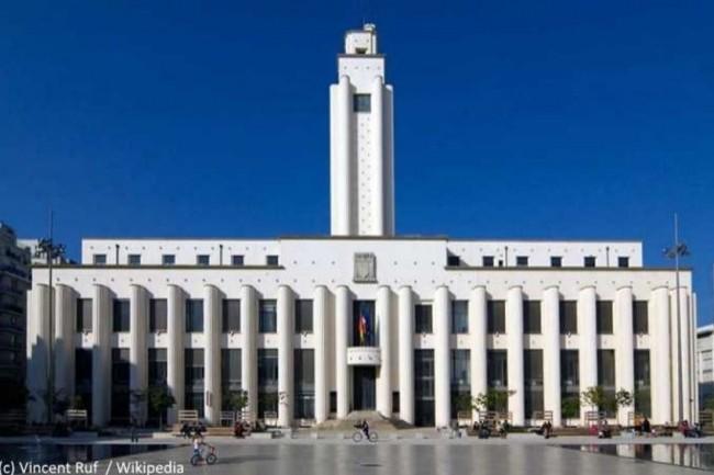 La Ville de Villeurbanne (ici l'Hôtel de Ville) a refondu sa SSO pour étendre les applications concernées. (crédit : Vincent Ruf / Wikipedia)