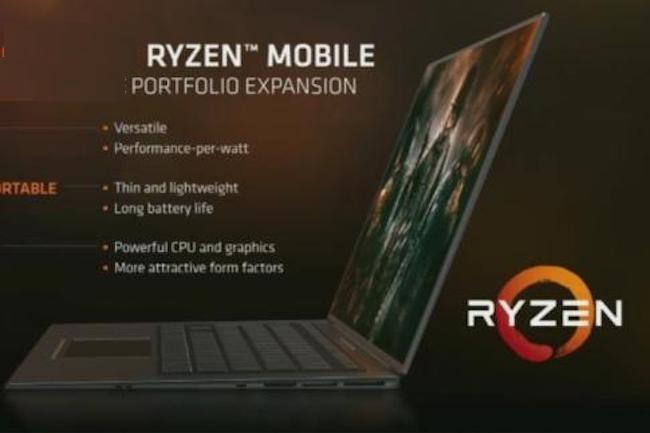 Après les PC, AMD s'attaque aux ordinateurs nomades avec des processeurs au rapport prix-performance soigné. (Crédit AMD)