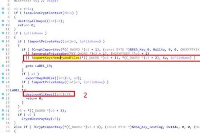 L'outil WannaKiwi permet, sous certaines conditions, de déchiffres des données verrouillées par WannaCry. (crédit : D.R.)