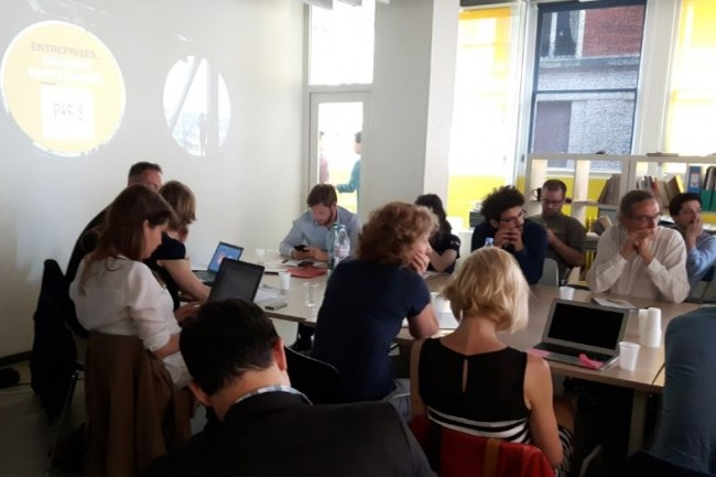 Paris Code 2 doit accompagner la formation de 2 000 développeurs d'ici 2020. (crédit : D.R.)