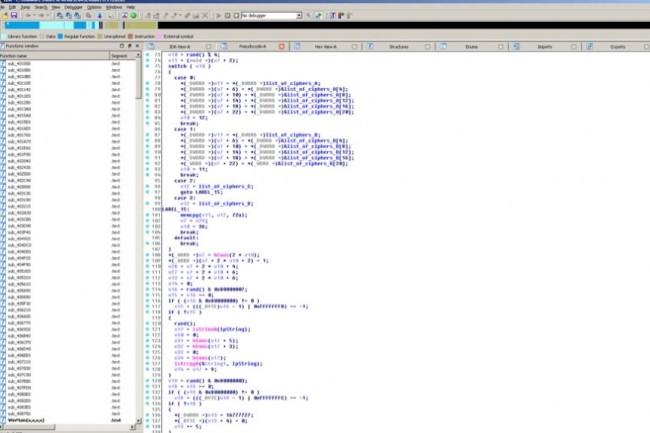 Du code réseau, des routines chiffrées et des hashs communs entre les précédentes attaques du groupe de pirates Lazarus et WannaCry ont été établis. (crédit : Symantec)