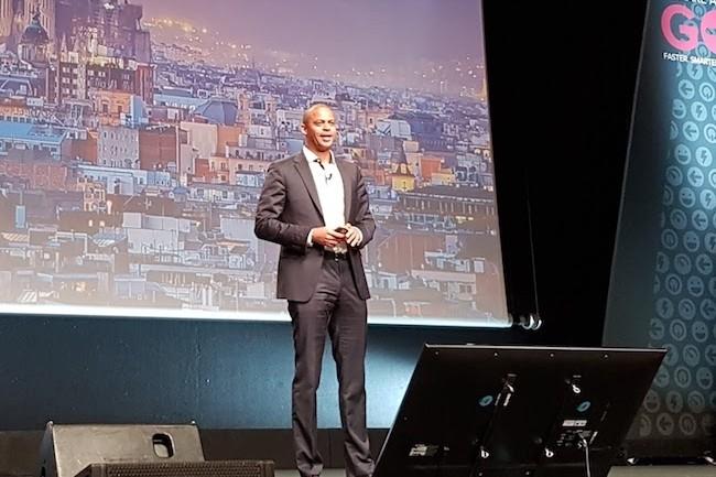 Après Cienna, François Locoh-Donou est arrivé chez F5 Networks pour occuper le poste de président et CEO de l'équipementier réseau. (Crédit S.L.)