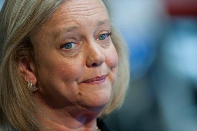 Meg Whitman, CEO de HPE : « En dépit de vents contraires je reste confiante dans notre stratégie. » Crédit photo : D.R.