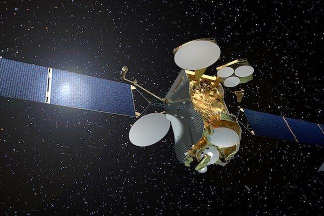 L'Eutelsat 172B ne transporte pas de carburant mais du gaz pour la propulsion par ions xénon.