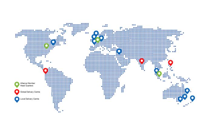 Grâce à l'alliance Asa Global, Arago Consulting est maintenant en mesure d'accompagner ses clients à travers le monde entier.