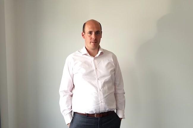 Erwan Vezin, architecte entreprise chez AccordHotels, à Berlin pour l'événement TibcoNow de Tibco Software.