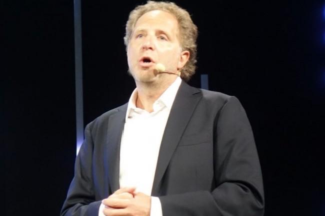 Sur la conférence utilisateurs de Talentsoft le 13 juin, Jean-Stéphane Arcis, directeur général et l'un des trois co-fondateurs de la société, a rappelé l'ouverture récente de filiales à Tel-Aviv, Singapour, au Brésil et au Canada. (crédit : LMI/MG)