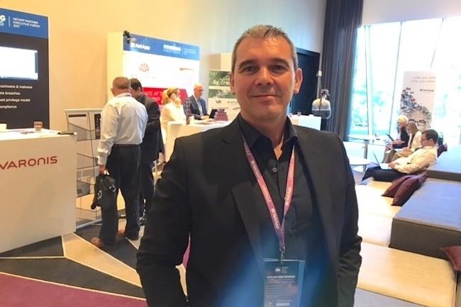Olivier Morel, directeur général et co-fondateur d'Asema : « Nous ne pouvons plus nous contenter de mener une activité classique de négoce et d'installation de matériels, d'autant que les marges sont de plus en plus faibles. » (Crédit photo : O.B.)