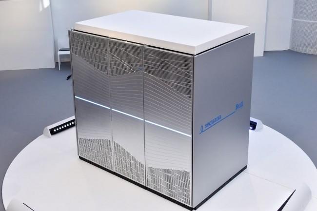 Le supercalculateur commandé par Genci à Atos/Bull est basé sur la plateforme Sequana X1000, cette dernière ayant une vocation exaflopique à l'horizon 2020. (crédit : D.R.)