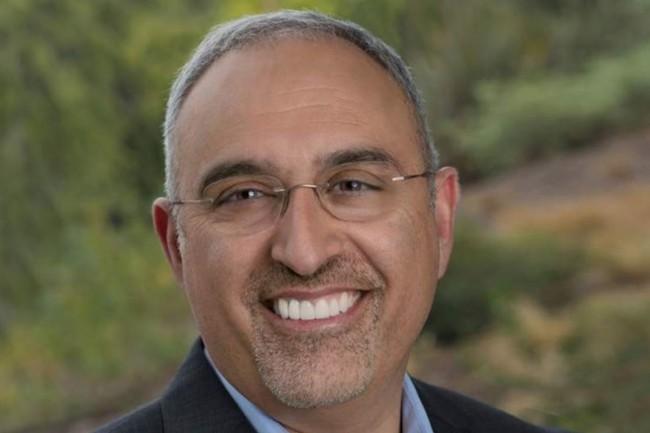 Antonio Neri gagne du galon chez HPE en prenant la présidence de la société alors qu'il pilotait jusqu'alors l'activité Entreprise. (crédit : HPE)