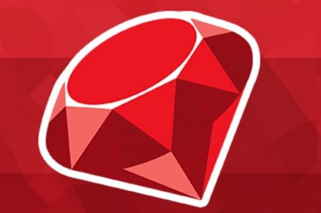 Ruby pointe à la 8e place du classement RedMonk de juin 2017. (crédit : D.R.)