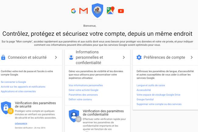 Google a décidé d'aligner une partie des conditions d'utilisation de Gmail sur celles de la version professionnelle de sa messagerie G Suite.