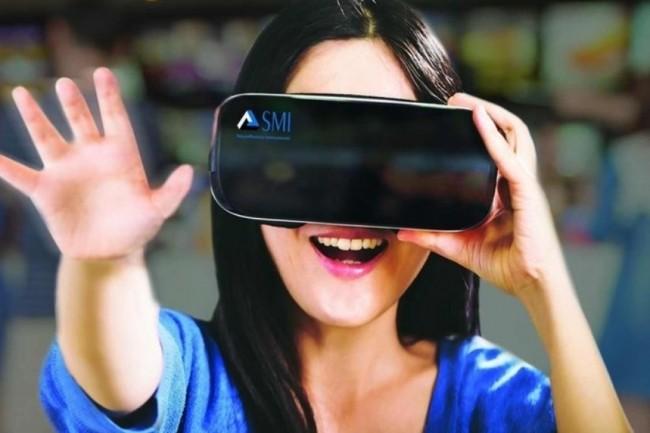 SensoMotoric Instruments conçoit des équipements et des applications qui permettent de suivre les mouvements du regard. Crésit. D.R.