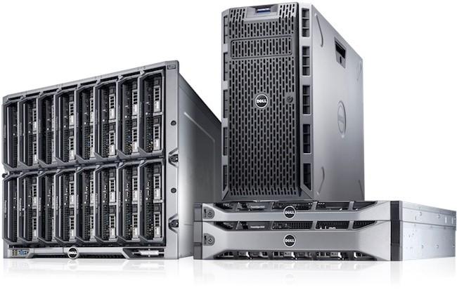 Des solutions telles que les PowerEdge ont permis à Dell EMC de gagner 3,5 points de parts de marché en EMEA au T1 2017. (Crédit photo : D.R.)