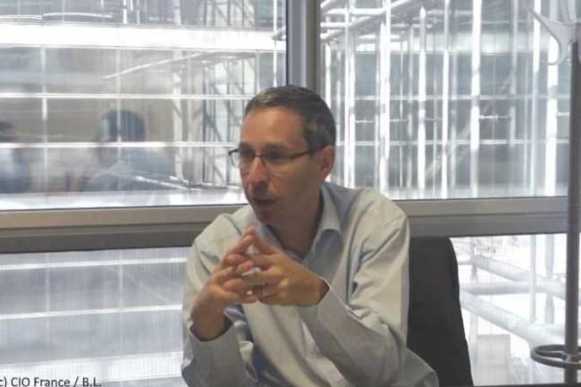 Gilles de Richemond, directeur de VSC-Technologies, a présenté les usages de Sumo pour des optimisations de parcours sur de nouvelles bases. (crédit : D.R.)