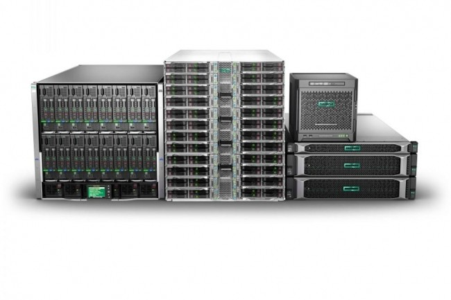 De nombreuses nouvelles fonctionnalités de la ligne Proliant Gen10 de HPE proviennent des processeurs Xeon Scalable, qui sont repris par d'autres fournisseurs de serveurs. (crédit : D.R.)