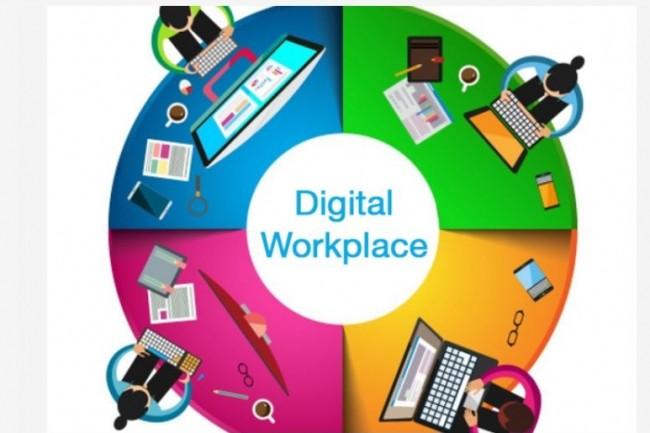 Le digital workplace présente des gains appréciables, selon Dimension Data. (crédit : D.R.)