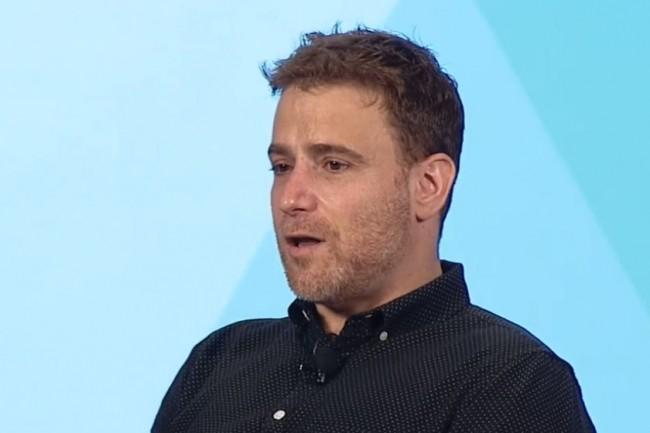 Stewart Butterfield, co-fondateur et CEO de Slack. (crédit : D.R.)