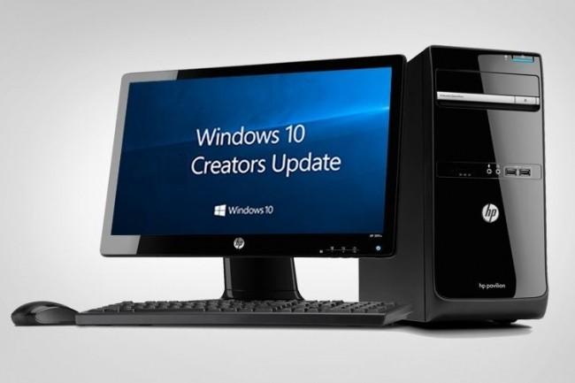 Windows 10 Creators Update est disponible pour les entreprises qui ne vont pas se précipiter sur cette mise à jour. (Crédit D.R.)