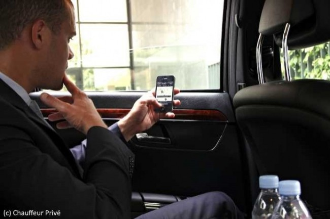 Fondamentalement digital, Chauffeur Privé devait adapter son marketing à sa croissance. (Crédit D.R.)