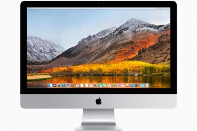 macOS High Sierra a été présenté par Apple en juin sur la WWDC 2017. Sa bêta publique est maintenant ouverte à tous. (crédit photo : Apple)