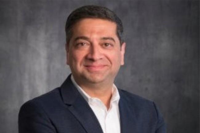 Prakash Panjwani, le CEO de WatchGuard, compte mettre les solutions d'authentification avancée à portée des PME en misant sur le cloud. (Crédit photo : D.R.)