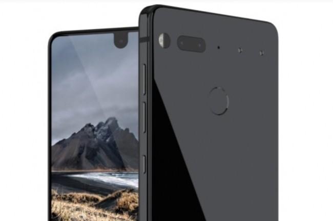 Le smartphone PH-1 d'Essential sera d'abord disponible en Amérique du Nord chez Amazon ou Best Buy.  Crédit : D.R.