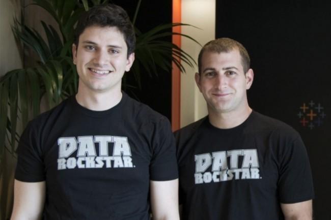 Spécialisée dans l'interrogation des données, ClearGraph a été fondée en 2014 par Andrew Vigneault et Ryan Atallah. Crédit. D.R.