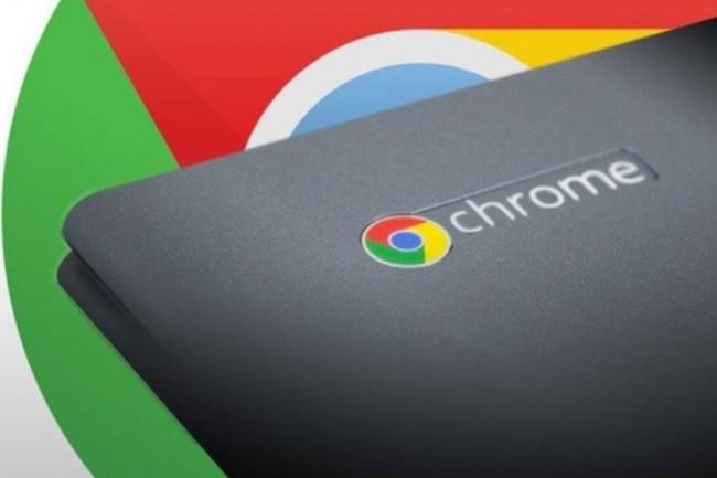 Avec Chrome OS Entreprise, Google aimerait prendre des parts de march� � Microsoft et son ind�tr�nable Windows. (cr�dit : D.R.)
