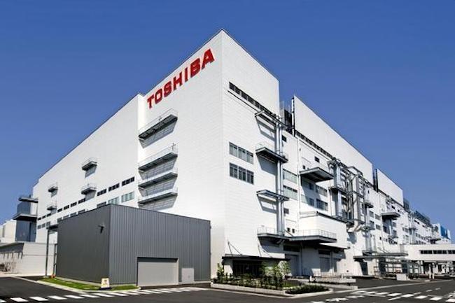 Les usines et les brevets de Toshiba Memory suscite la convoitise de deux grands consortiums américains emmenés par Bain Capital et Western Digital. (Crédit D.R.)