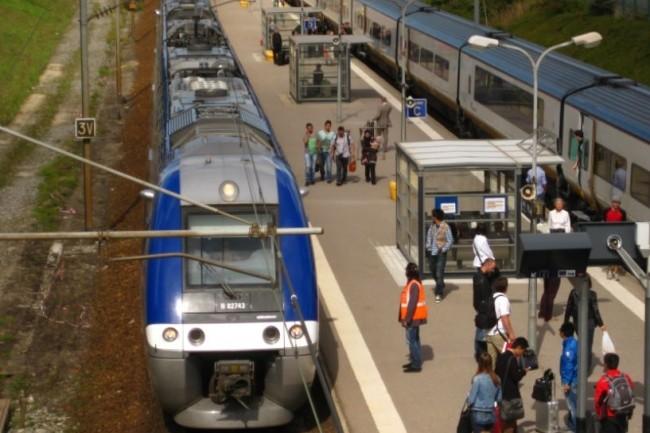 Les services de co-mobilité alliant train, bus et voitures permettent de faciliter la vie des voyageurs. (crédit : D.R.)