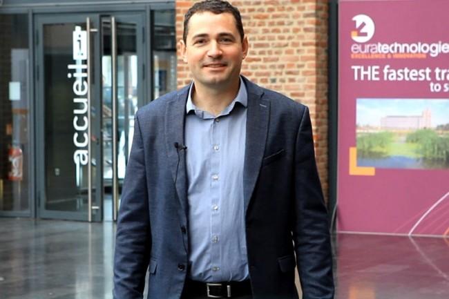 Président et fondateur de Vekia, un éditeur spécialisé dans la Supply Chain, Manuel Levy part à la conquête de l'Europe et de l'Asie. (Crédit Vekia)
