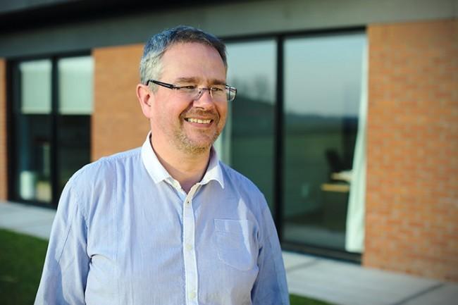 Georges Lotigier, le PDG de Vade Secure promet que l'intégration de sa solution à Office 365 sera prête pour le quatrième trimestre 2017. (crédit photo : Vade Secure)