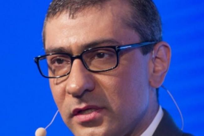A la tête de Nokia Corporation depuis la fusion entre Nokia et Alcatel-Lucent il y a un an,  Rajeev Suri aurait fait disparaître plus de 10 000 emplois dans le monde. Crédit. D.R.
