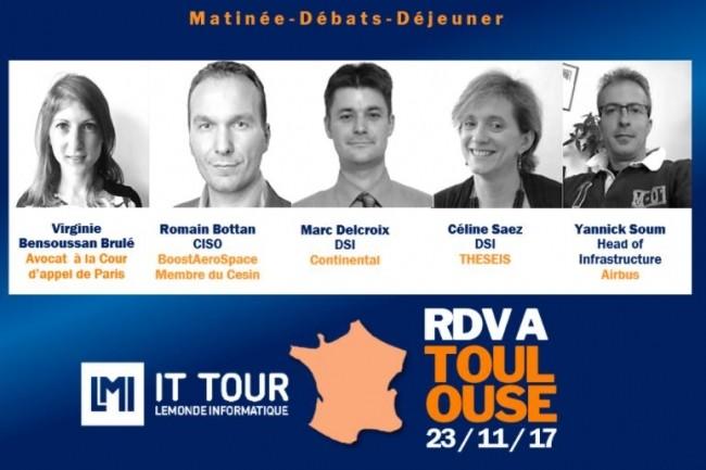 L'IT Tour à Toulouse va se dérouler à l'hippodrome le 23 novembre 2017 avec un plateau d'interventions. (crédit : LMI)