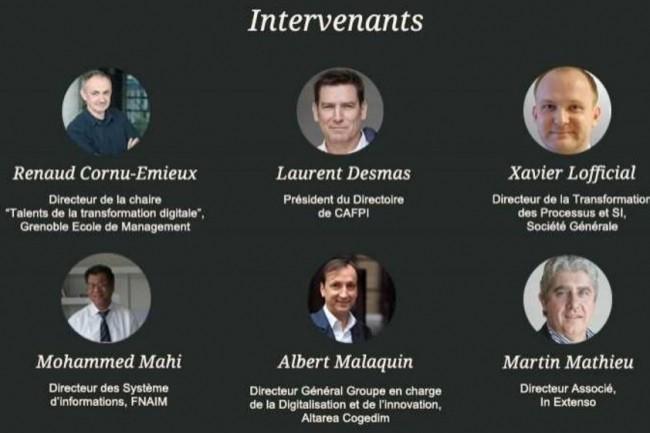 Le 26 septembre 2017 à Paris, CIO organise une Matinée Stratégique sur la Digital Workplace. (crédit : D.R.)