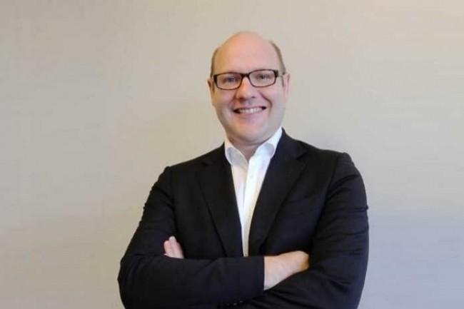 Grégoire Ferré, directeur du projet de transformation numérique chez Faurecia, compte accroître la productivité grâce à ce service cloud.