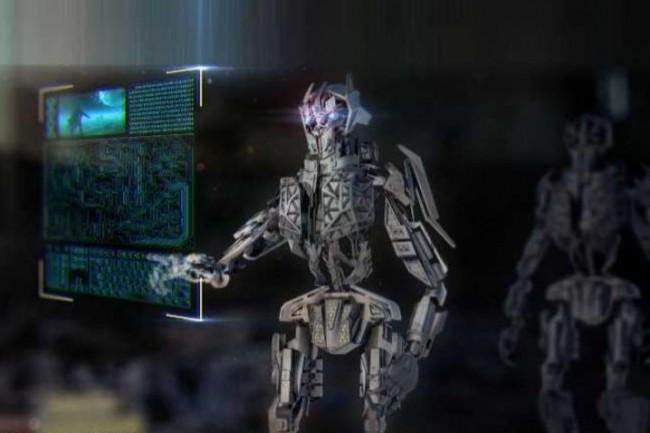L'intelligence artificielle n'est pas une menace pour l'emploi selon une étude de Capgemini Consulting. (crédit : D.R.)