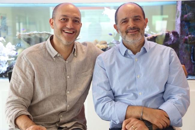 En rachetant Treeptik, Linkbynet - co-fondé par Patrick et Stéphane Aisenberg, respectivement DG et président - se dote de compétences Docker et devops. (crédit : D.R.)