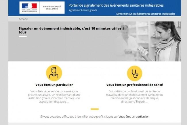 Le portail de déclaration des incidents de sécurité a été mis en ligne le 1er octobre 2017. (crédit : D.R.)